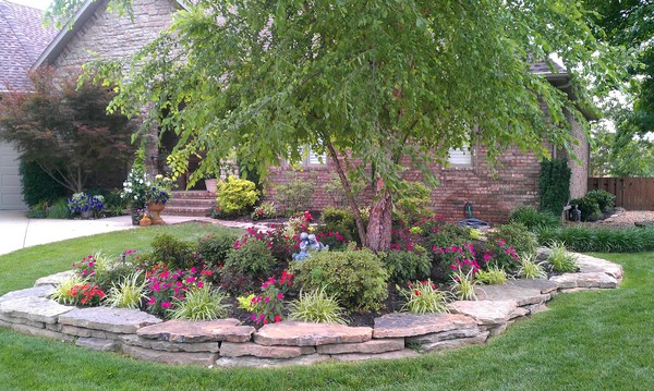 Lowes Landscaping Rocks