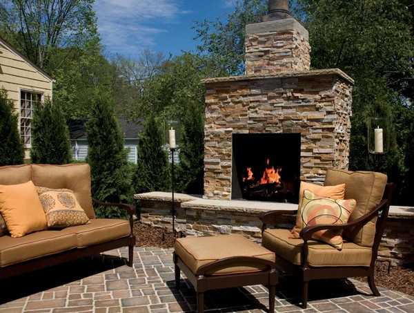 Outdoor Fireplace Ideas Top 10 Outdoor Fireplace Kits