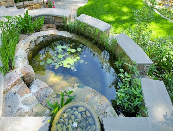 Rain Water Features