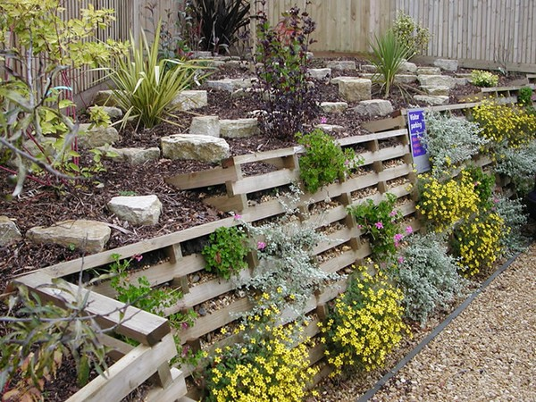 Retaining Walls Timber