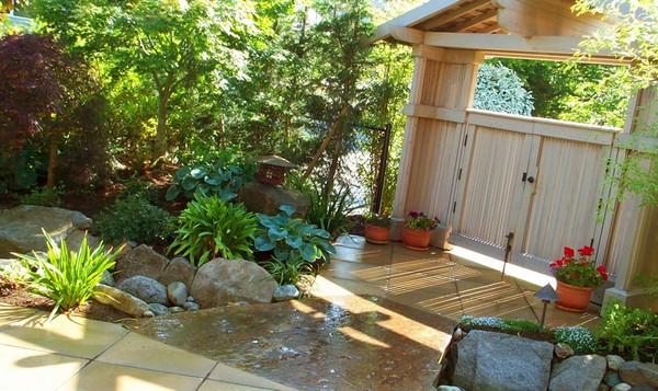 Rocky Garden Design