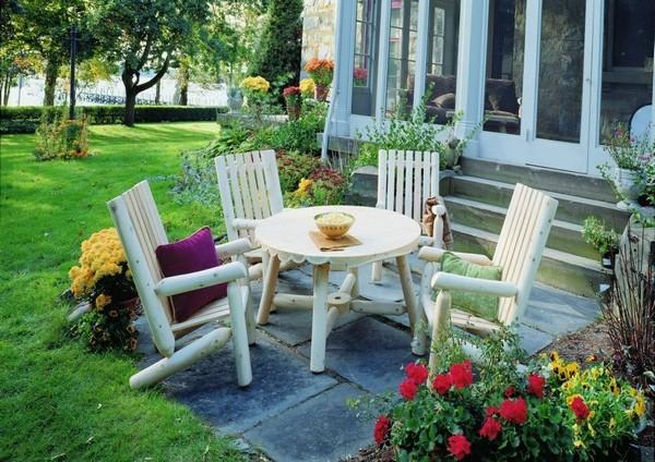 Small City Garden Idea