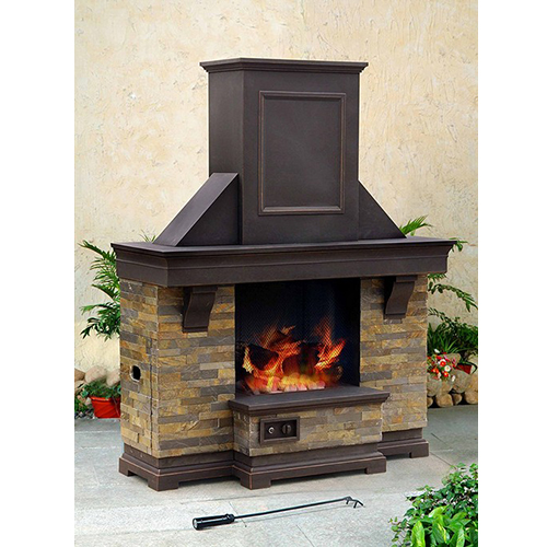 Outdoor Fireplace Ideas Top 10 Outdoor Fireplace Kits Diy Plans 2018