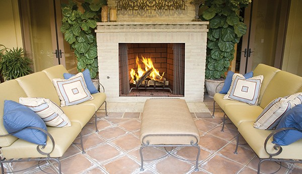 Superior Fireplaces Outdoor Fireplace Kits