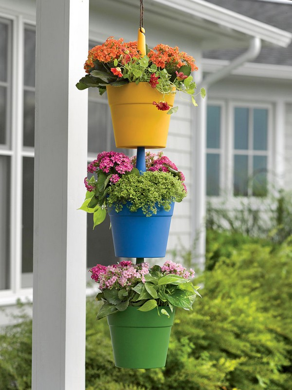 27 unique vertical gardening ideas with images planted well for Vertical garden designs