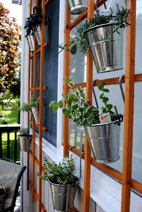 Vertical Gardening Trellis