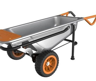10 Best Wheelbarrows Reviewed [2018]