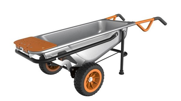 Worx Aerocart Wheelbarrow Lowes