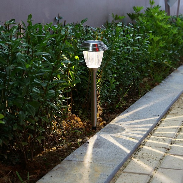 Voona Solar Led Outdoor Lights Electric Outside Garden