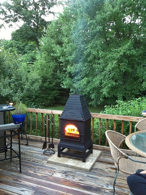 Outdoor Fireplace Ideas: Top 10 Outdoor Fireplace Kits ... on Cheap Diy Outdoor Fireplace id=39099