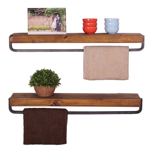 Diy Wooden Shelves Garage