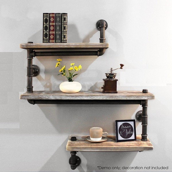 Easy Diy Wooden Shelves