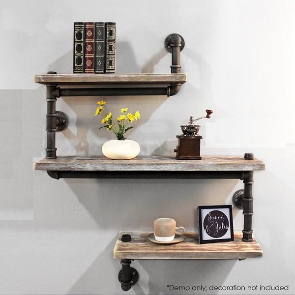 Easy Diy Wooden Shelves