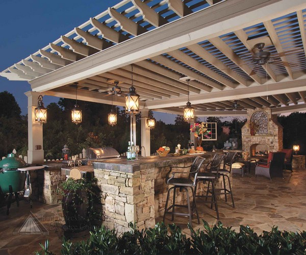 Outdoor Kitchen Designs Dfw