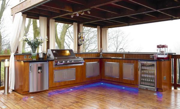 31 Amazing Outdoor Kitchen Ideas