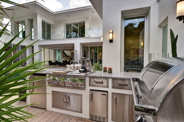 Outdoor Kitchen Designs Pictures