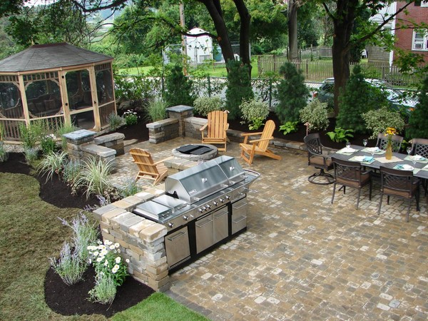 Outdoor Kitchen Ideas Houzz