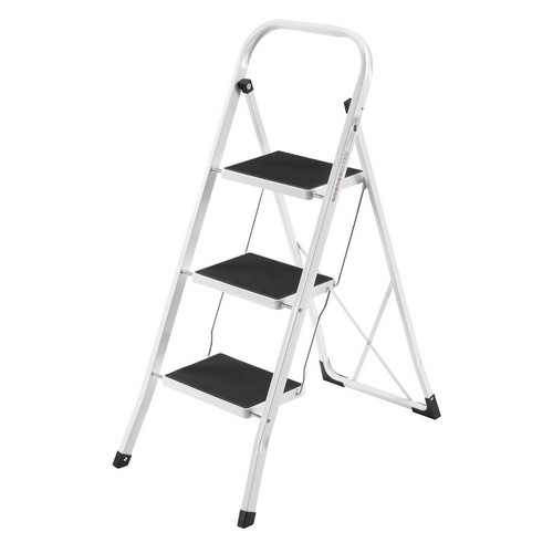 Description 150 kg maximum load capacity large non-slip feet  sc 1 st  Planted Well & Top 11 Step Ladder For Home Use - Planted Well islam-shia.org