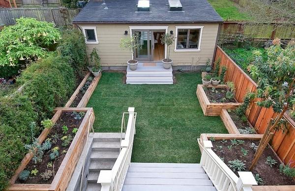 Small DIY Backyard Idea