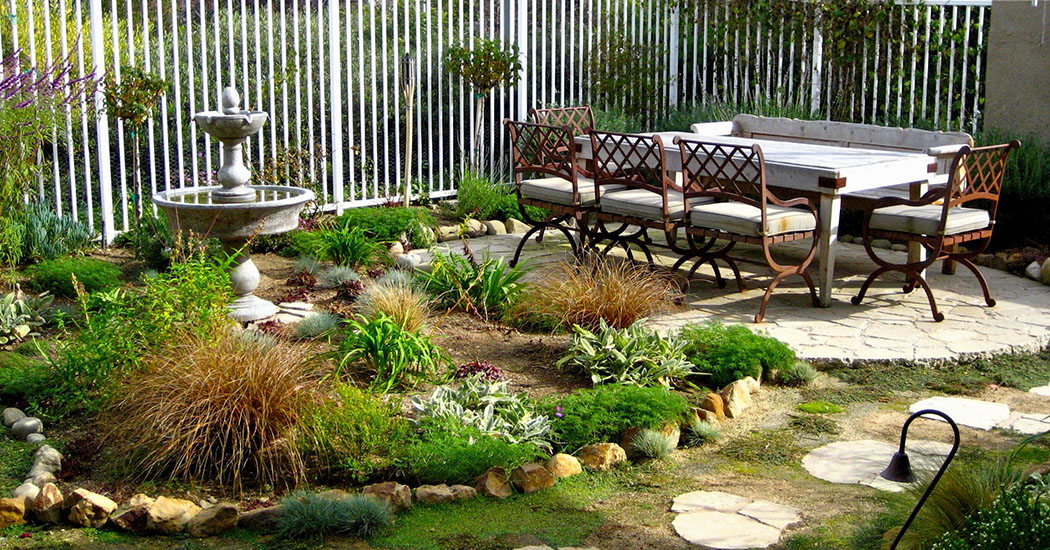 48 Stunning Backyard Ideas Planted Well Classy Landscape Designs For Backyards