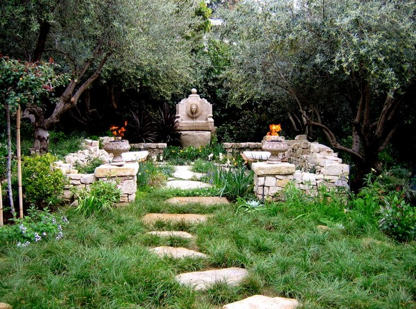 Backyard Secret Garden Ideas