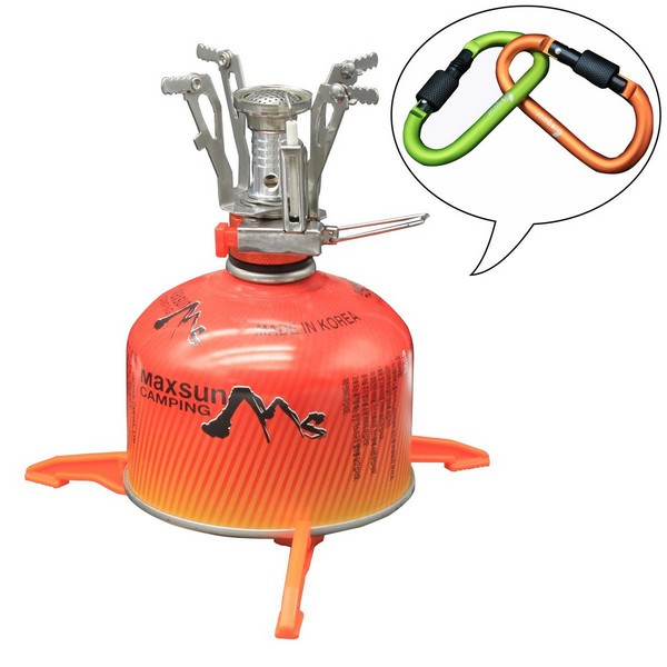 Camping Stove Gas