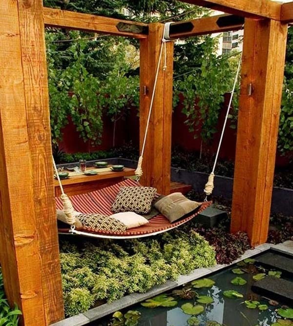 Water Feature Backyard Ideas
