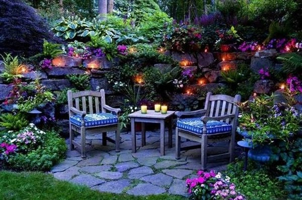8 Small Gardens That Will Inspire You In Any Season: 27 Magical Secret Garden Designs