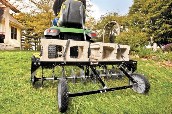 Electric Lawn Aerators For Sale