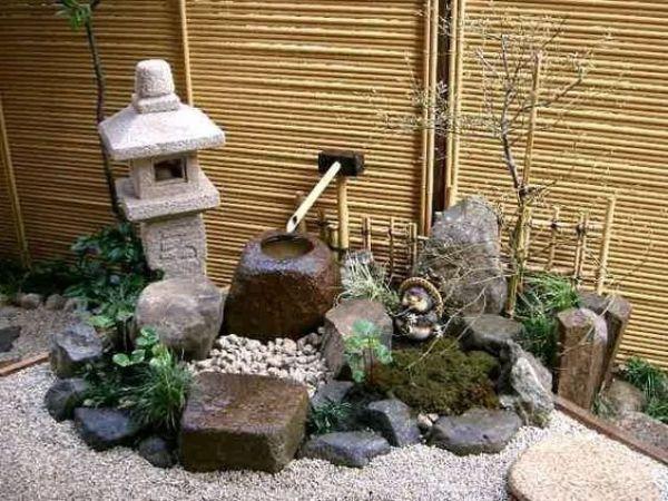 Japanese Rock Garden Border