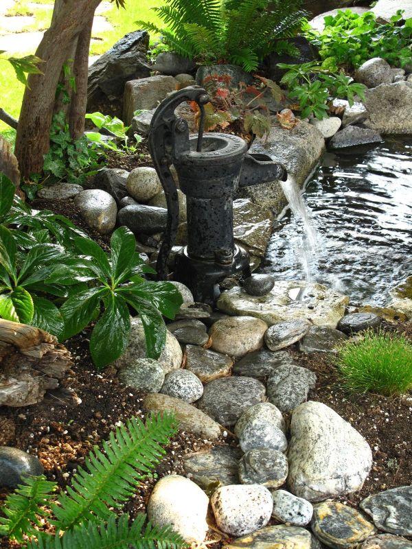 Rock Garden Pond
