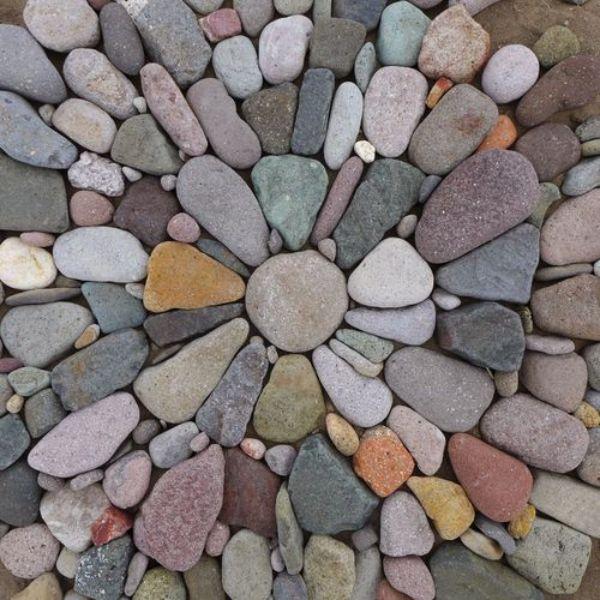 Rock Garden Mosaic