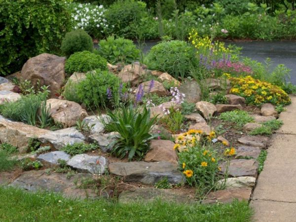 21 Rock Garden Ideas And How To Build Your Own