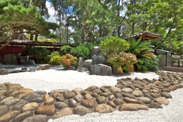 15 Japanese Garden Design Ideas With The Most Zen on succulent garden ideas, dry stone garden ideas, dry roses ideas, dry shade garden plans, pampas grass design ideas, arid landscape design ideas, geranium design ideas, small front yard landscaping ideas, dry gardening ideas, garden mound ideas, diy design ideas, backyard zen garden ideas, backyard outdoor kitchen design ideas, outdoor garden ideas, small backyard pools design ideas, landscaping with rocks boulders ideas, dry landscape design, tuscan landscape landscaping design ideas, stream landscaping ideas,