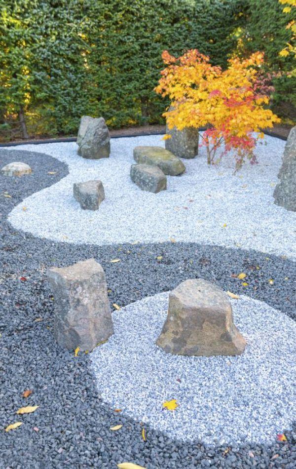 Yin Yang Garden Ideas 1