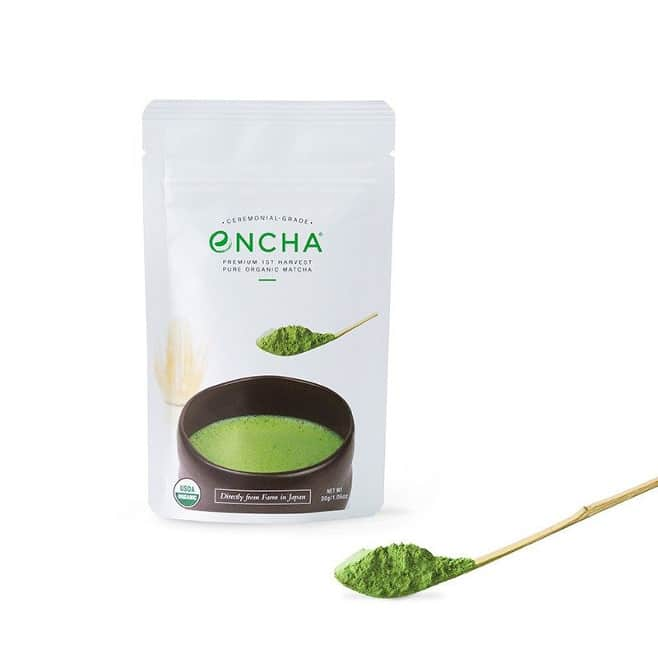 Encha Matcha Green Tea Powder