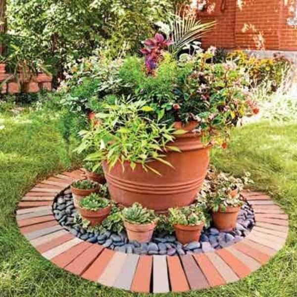 Plant Pots Garden