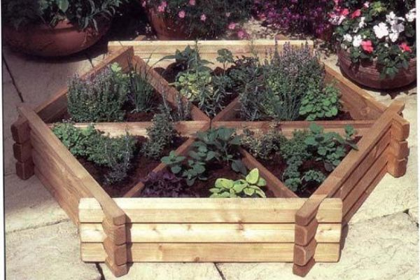 The Raised Garden Bed Guide: Design Ideas, Kits, Plans & More on raised chicken coop designs, raised ponds designs, raised ceiling designs, raised porch designs, raised vegetable bed designs, raised planter designs, raised beach house designs, raised fireplace designs, raised flower bed designs, raised deck designs, raised fire pit designs,