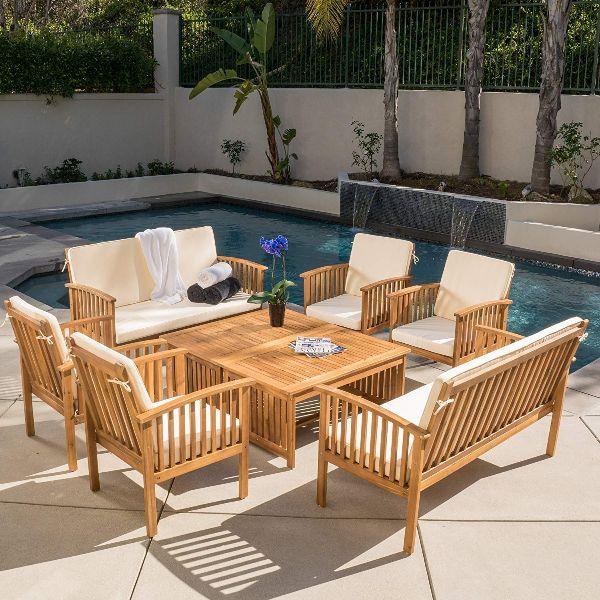 Hardwood Garden Furniture Sets