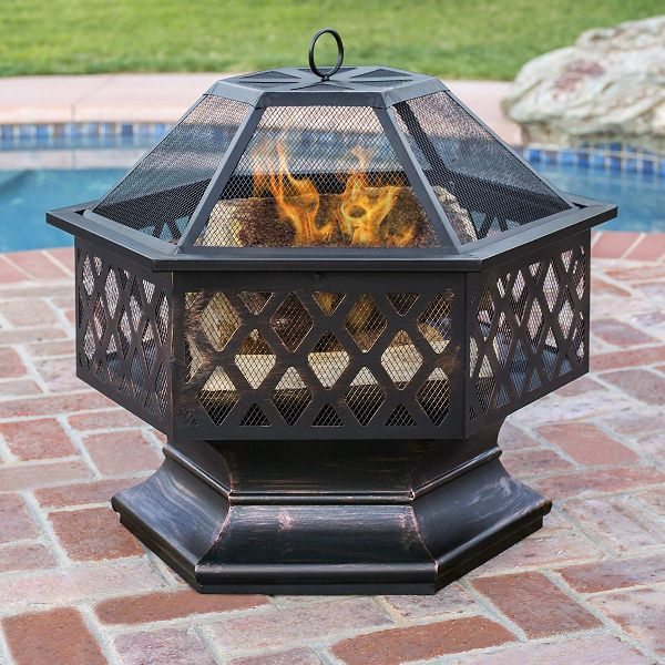 Fire Pit Garden Furniture Accessory