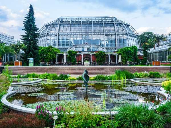 Berlin-Dahlem Botanical Garden
