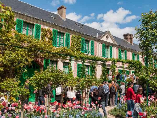 Claude Monet House and Gardens