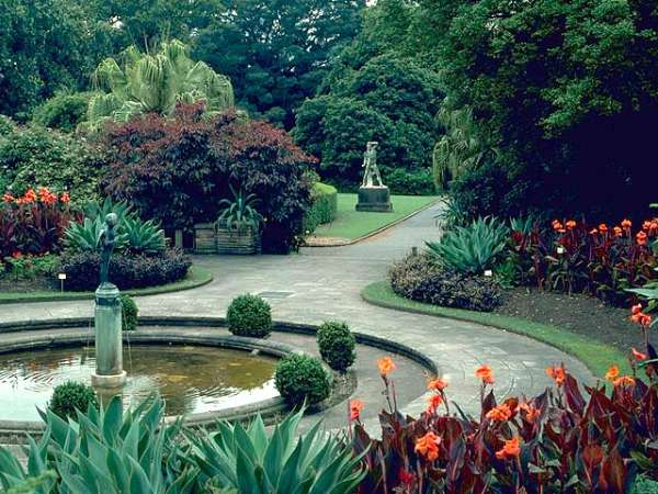 Royal Botanical Garden Sydney