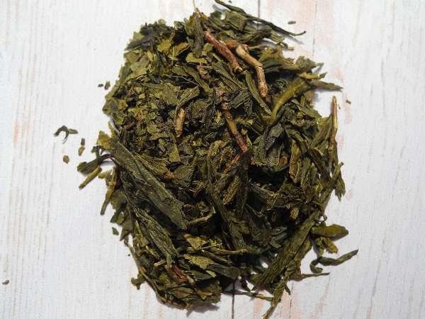 Bruising Tea Leaves
