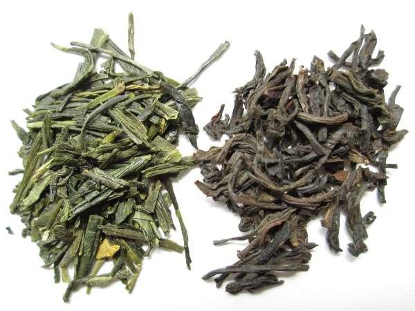 Oxidation of Tea Leaves