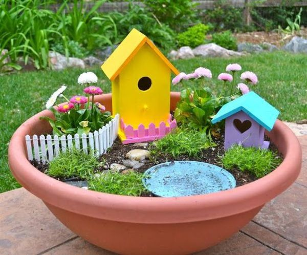 Childrens Fairy Garden