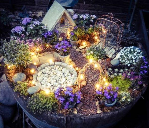Pinterest Fairy Garden