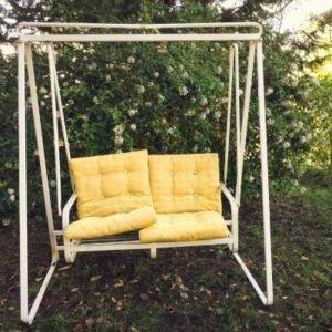 Beautiful Garden Swings
