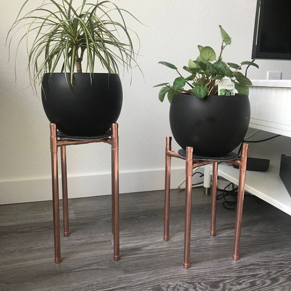 101 Inspiring Plant Stand Indoors And Outdoors Design Ideas