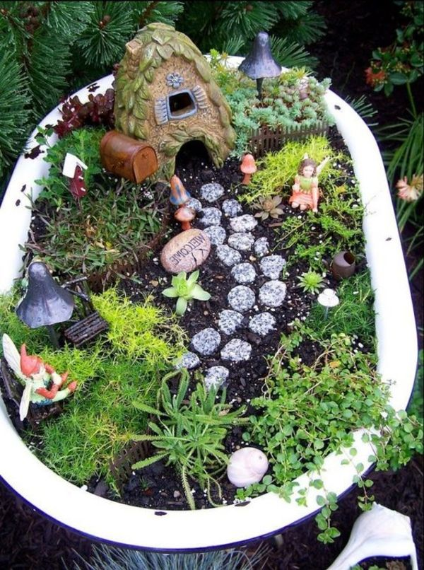 Fairy Garden for Adults